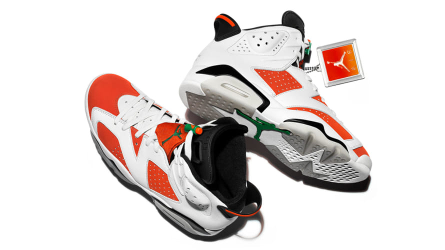 "AIR JORDAN 6 RETRO ""GATORADE"" 12月16日(土)発売!"