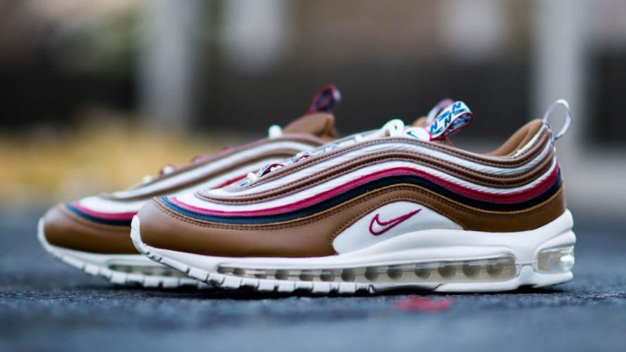 "AIR MAX 97 が抜群の配色で登場 AIR MAX 97 TO THE ""PULL TAB"" PACK"