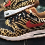 "NIKE x atmos AIR MAX 1 2018 ""ANIMAL PACK""の詳細フォトが到着"
