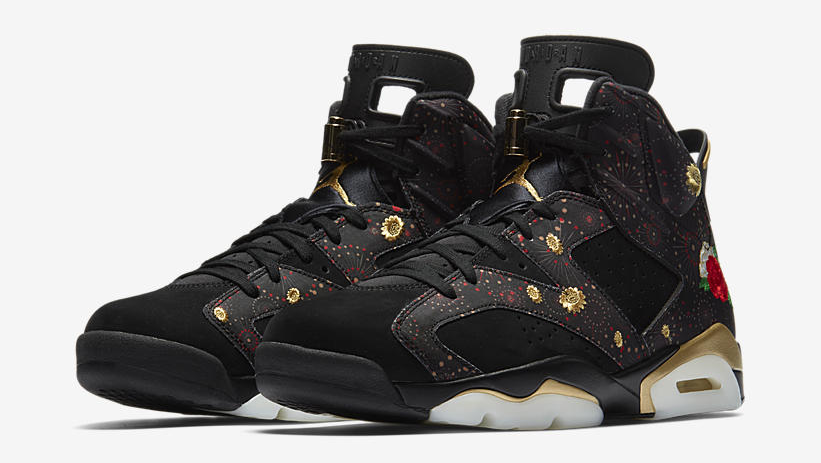 【1月13日発売】NIKE AIR JORDAN 6 CHINESE NEW YEAR