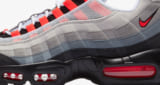 NIKE AIRMAX 95 SOLAR RED が3月1日リリース