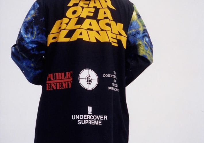 Supreme x UNDERCOVER x Public Enemy のアイテム一覧が解禁