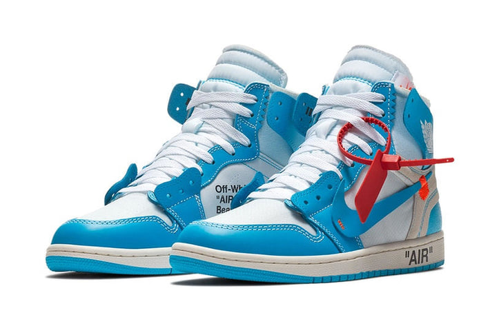 Air Jordan 1 Retro High Off-White 「Powder Blue」のリリースが5月30日に決定