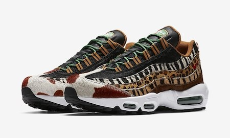 atmos x Nike 「Animal Pack 2.0」が11月24日に再販決定