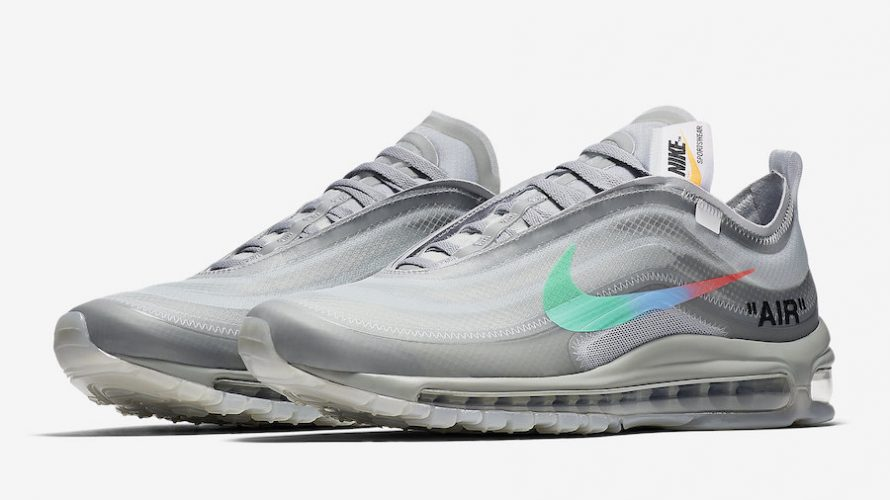 【レビュー】NIKE x OFF-WHITE AIR MAX 97 THE TEN MENTA