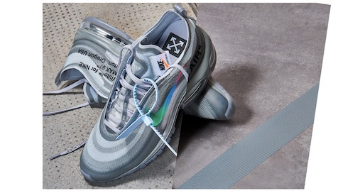 Off-White x NIKE AIR MAX 97 MENTA が10月18日国内リリース