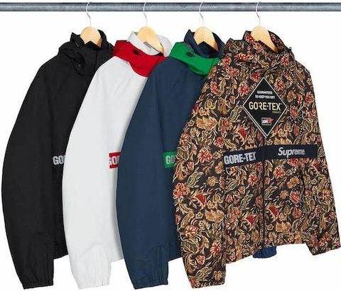 Supreme 18AW Week8 のリリースアイテム一覧