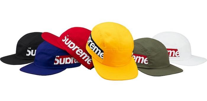 Supreme 18AW Week18 のリリースアイテム一覧